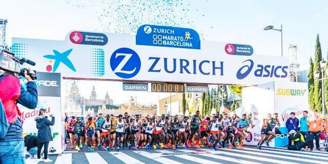 Zurich vuelve al running y las carreras presenciales como patrocinador