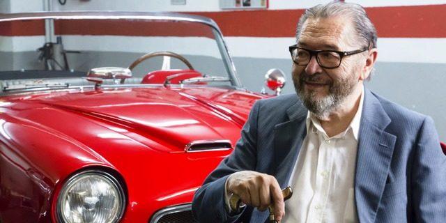 Pedro Serra, mejor carrocero español de todos los tiempos