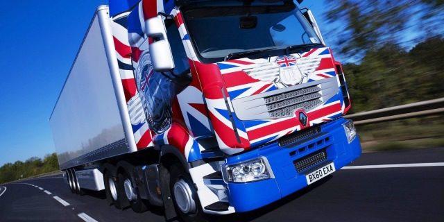 Transporte Reino Unido
