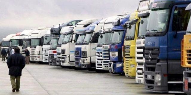 La conductora rumana Adriana Muresan interviene en el Parlamento Europeo en defensa de los camioneros
