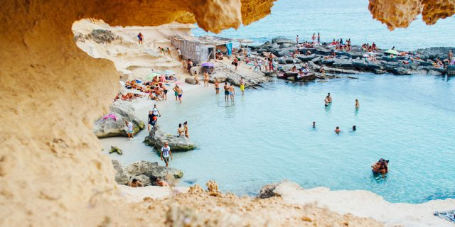 destinos nacionales como este son los preferidos en verano