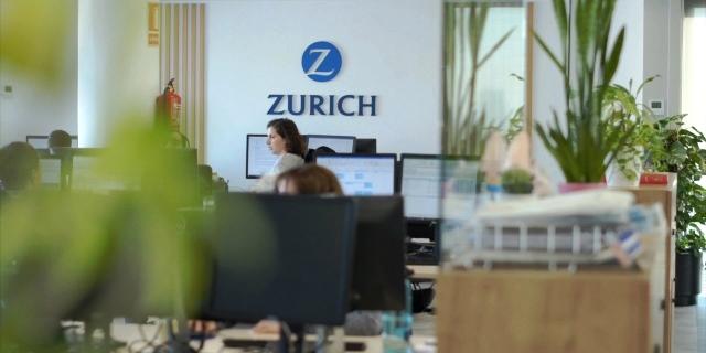 ZURICH volverá a la oficina con un modelo totalmente flexible de trabajo