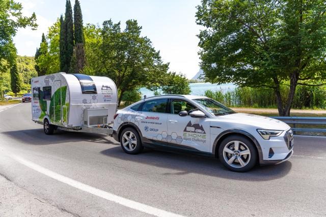 E Home Caravan