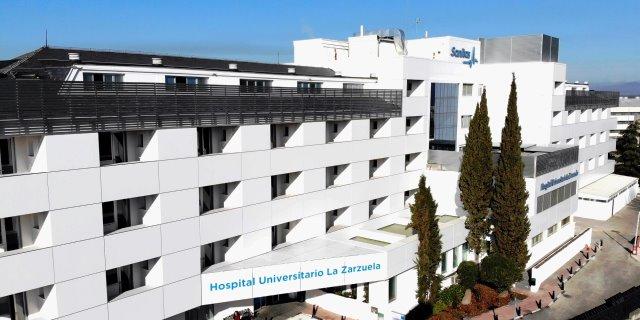 huella carbono hospitales Sanitas