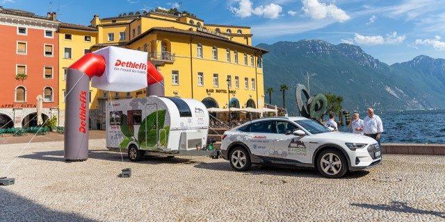 Prototipo caravana