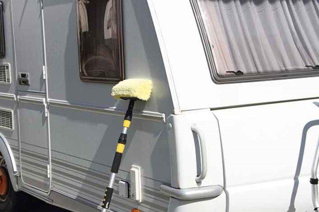 limpiar autocaravana antes del invierno