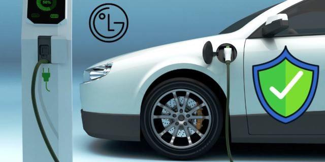 LG ciberseguridad coches eléctricos