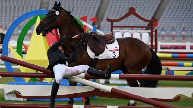 caballo juegos olímpicos