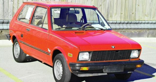 Yugo de Zastava Automobili