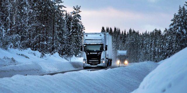 Francia acepta las 44 toneladas en transporte multimodal