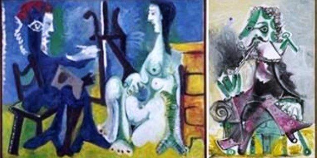 Caser asegura cien grabados de 'La Suite Vollard' de Picasso en Zaragoza