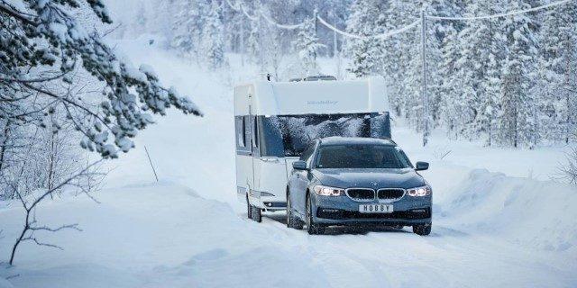 como no pasar frio de viaje en autocaravana