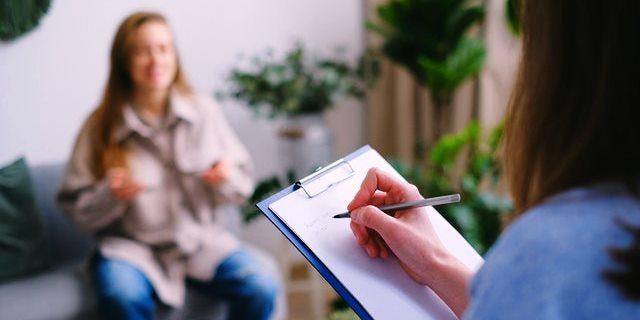 visita al psicólogo