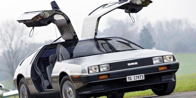 reinicio DeLorean