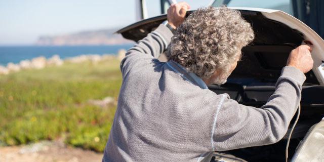 revisar motor furgoneta camper